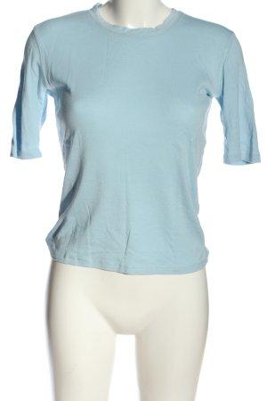 Closed Rippshirt blau Casual-Look