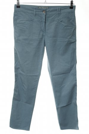 Closed Röhrenhose blau Casual-Look