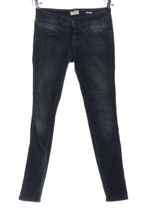 Closed Jeans cigarette noir style décontracté