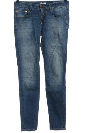 Closed Jeans a sigaretta blu stile casual