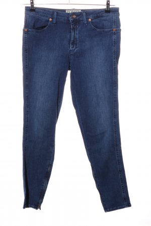 Closed Tube Jeans blue casual look
