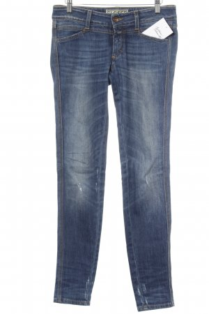 Closed Röhrenjeans blau Casual-Look