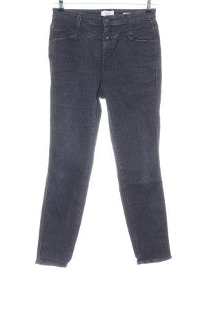 Closed Jeans cigarette bleu style décontracté
