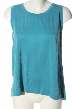 Closed Top schiena coperta blu stile casual