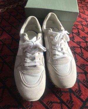 CLOSED Runner Sneaker Modell PEPPER Velour Leder 40