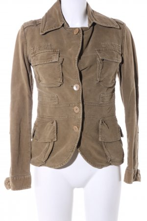 Closed Safarijacke braun Casual-Look