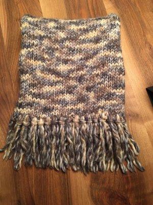 Closed Sciarpa lavorata a maglia multicolore Lana