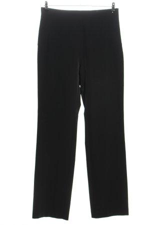 Closed Pantalone a zampa d'elefante nero stile professionale