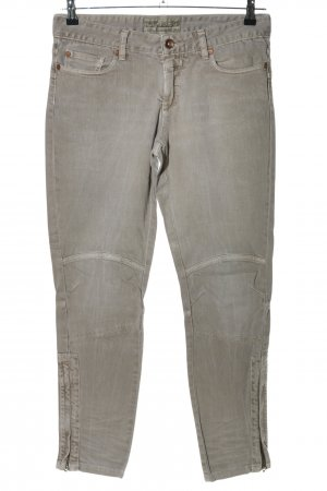 Closed Skinny Jeans hellgrau Casual-Look