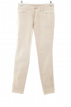 Closed Skinny Jeans wollweiß Casual-Look
