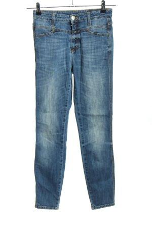 Closed Skinny Jeans blau Casual-Look