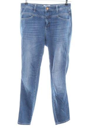 Closed Jeansy o obcisłym kroju niebieski W stylu casual