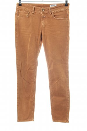 Closed Skinny Jeans hellorange Casual-Look