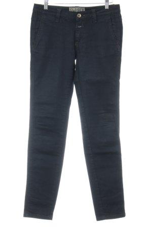 Closed Skinny Jeans dunkelblau Jeans-Optik