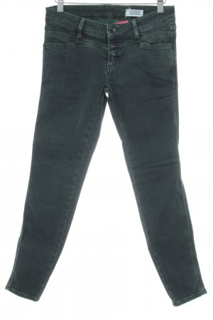 Closed Skinny Jeans dunkelgrün Casual-Look