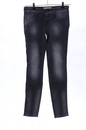Closed Skinny Jeans schwarz Casual-Look