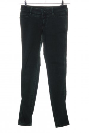 Closed Skinny Jeans grün Casual-Look