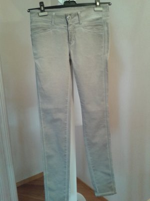 Closed skinny Jeans grau