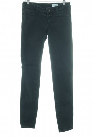Closed Skinny Jeans petrol Casual-Look