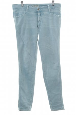 Closed Jeans skinny turquoise style décontracté