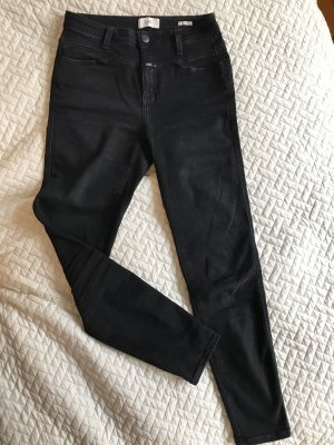 Closed Jeans a 7/8 antracite-nero
