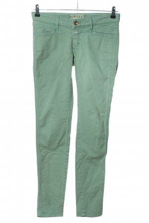 Closed Slim Jeans green casual look