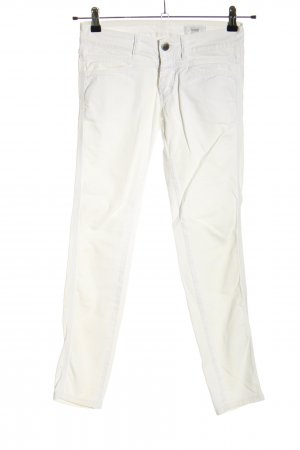 Closed Slim Jeans weiß Casual-Look
