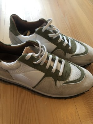 Closed Sneakers met veters veelkleurig Leer
