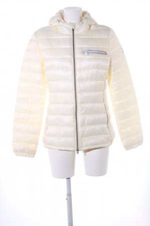 Closed Quilted Jacket natural white quilting pattern casual look