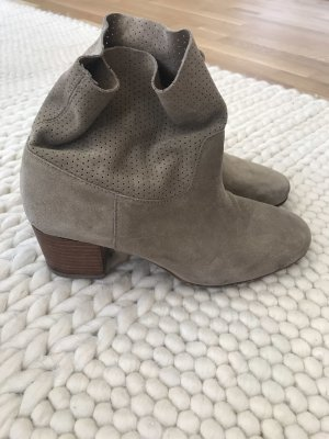 Closed Botines slouch beige