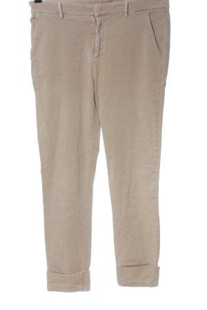Closed Spodnie materiałowe w kolorze białej wełny W stylu casual