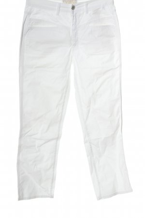 Closed Pantalon en jersey blanc style décontracté