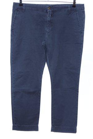 Closed Stoffhose blau Casual-Look