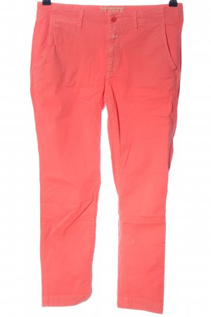 Closed Stoffhose pink Casual-Look