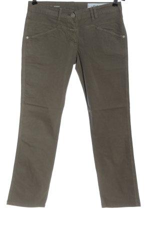 Closed Pantalone jersey grigio chiaro stile casual