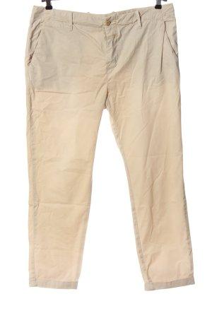 Closed Spodnie 3/4 kremowy W stylu casual