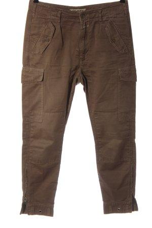 Closed Spodnie materiałowe brązowy W stylu casual