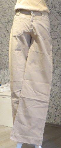 Closed Pantalon Marlene beige clair coton