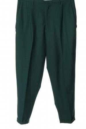 Closed Spodnie materiałowe zielony W stylu biznesowym