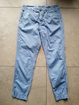 Closed Pantalone jersey azzurro