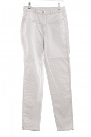 Closed Jersey Pants oatmeal simple style