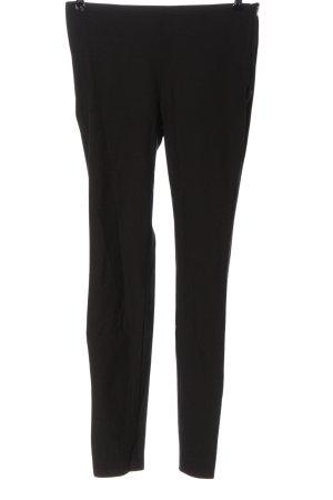 Closed Pantalone jersey nero stile casual
