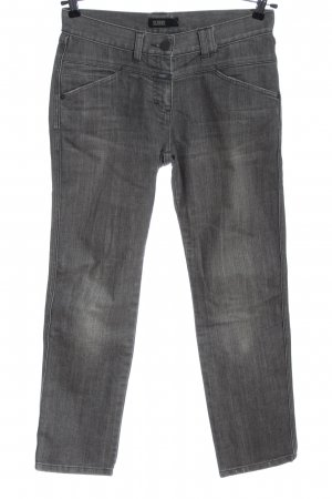 Closed Jeansy z prostymi nogawkami jasnoszary W stylu casual