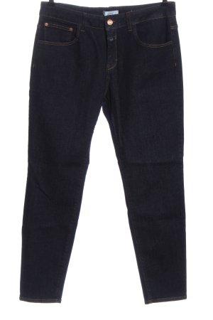 Closed Straight-Leg Jeans blau Casual-Look