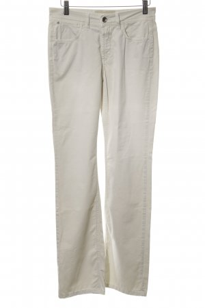 Closed Straight-Leg Jeans wollweiß Casual-Look