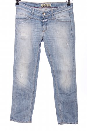 Closed Straight-Leg Jeans blau Casual-Look