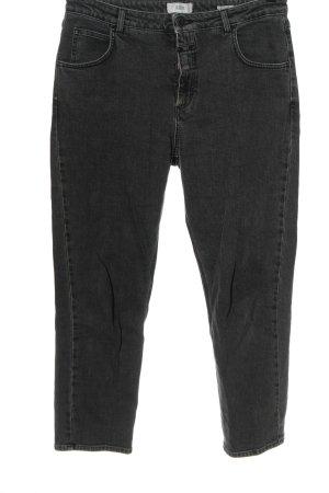 Closed Jeans a gamba dritta grigio chiaro stile casual