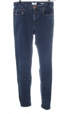 Closed Stretch Jeans blau Casual-Look