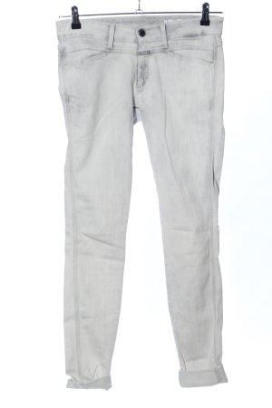Closed Stretch Jeans hellgrau Casual-Look