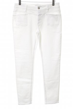 Closed Stretch Jeans weiß Casual-Look